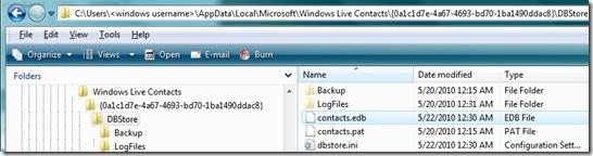 WLM_ContactsDB_2009