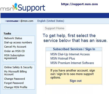 msn premium internet software: